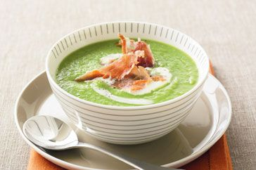 Pea Soup... SOOOOO much better than it sounds, and very easy.