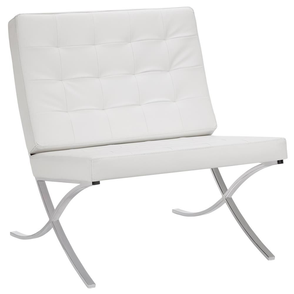 Miraculous Barcelona Lounge Chair With Metal Legs Home For My Dream Caraccident5 Cool Chair Designs And Ideas Caraccident5Info