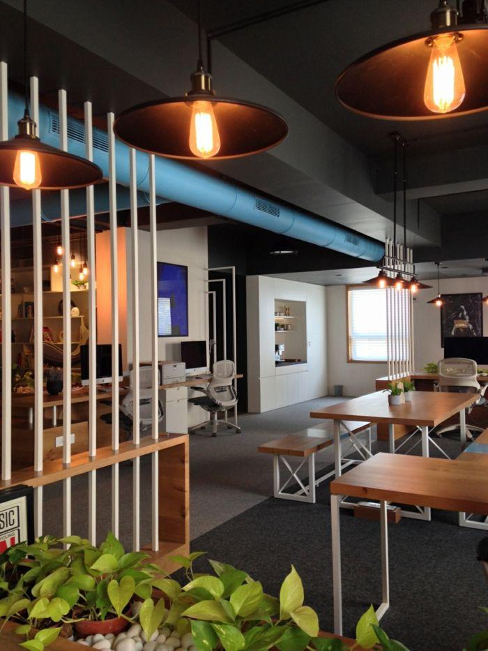 62 gelungene beispiele die f r einen raumtrenner sprechen raumteiler regal wei vorhang. Black Bedroom Furniture Sets. Home Design Ideas