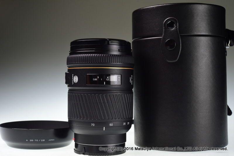 MINOLTA AF 28-70mm f/2.8G Excellent+ #Minolta