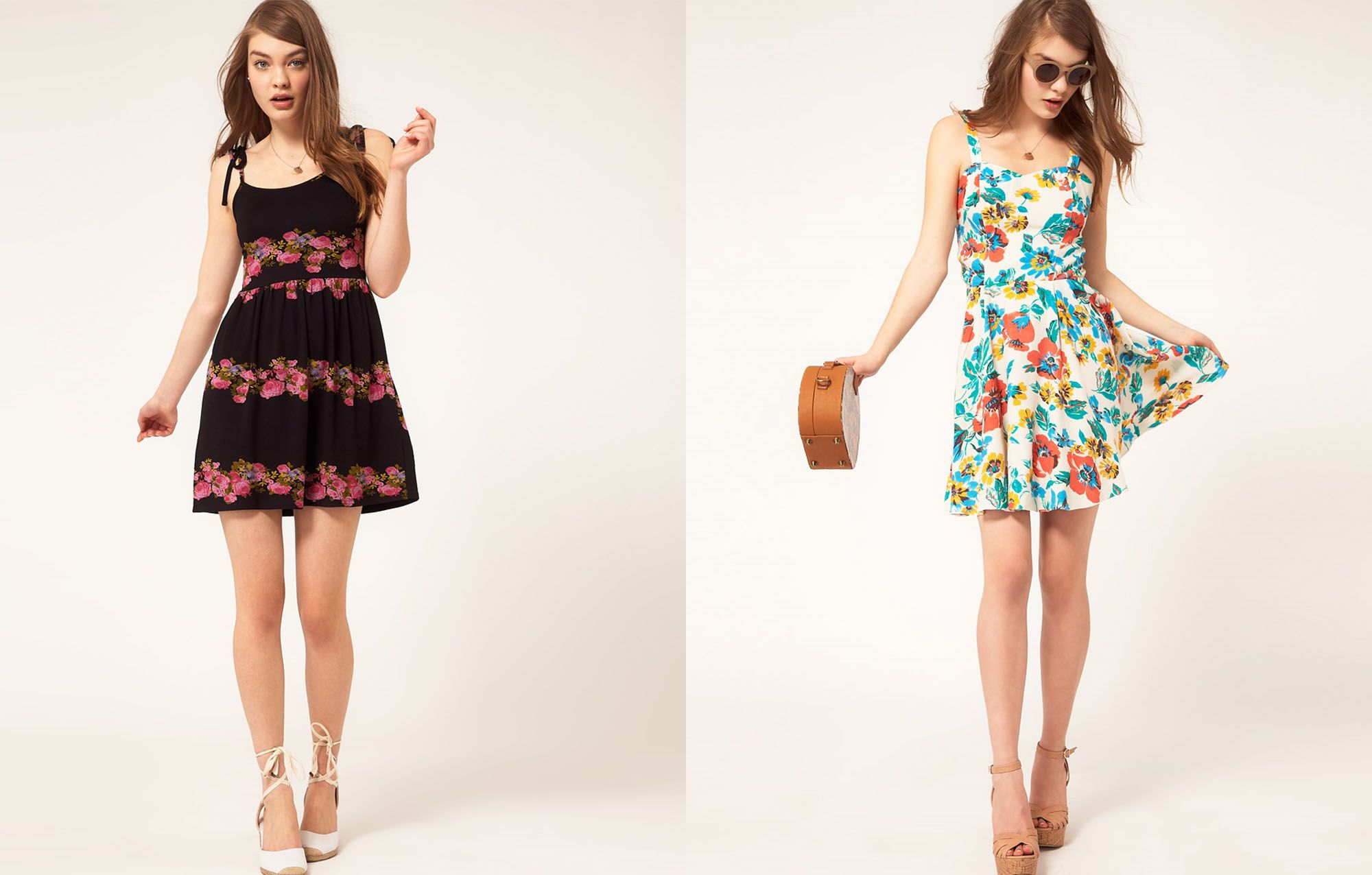 Fashionable dresses for summer