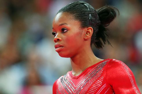 Gabby Douglas Blasts Hair Critics: 'Are You Kidding Me?' (rightly said)