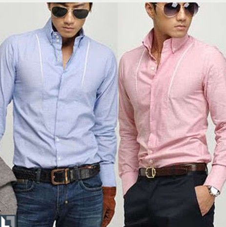 Camisa Moda Hombre Mens Outfits Mens Tops Fashion