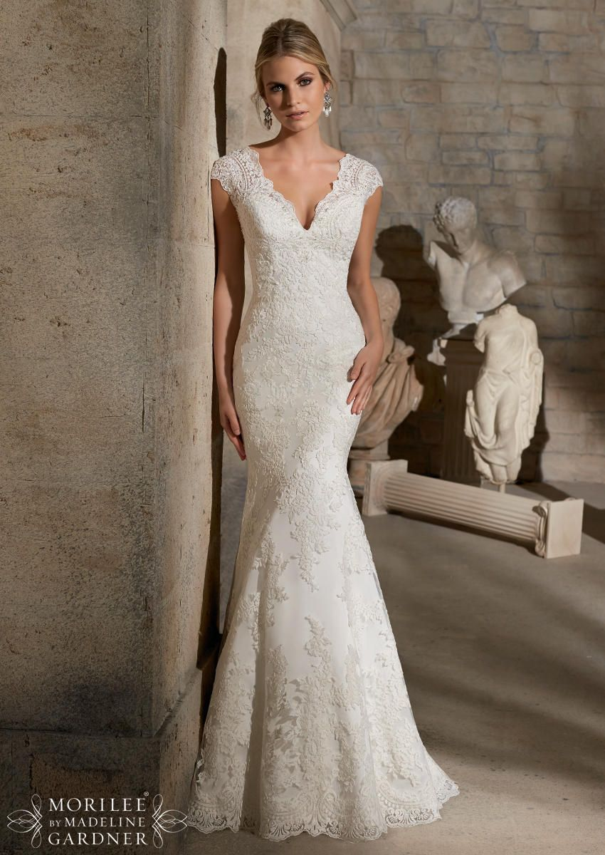 Morilee Wedding Dresses 2717 In 2020 Wedding Dresses Ivory Lace
