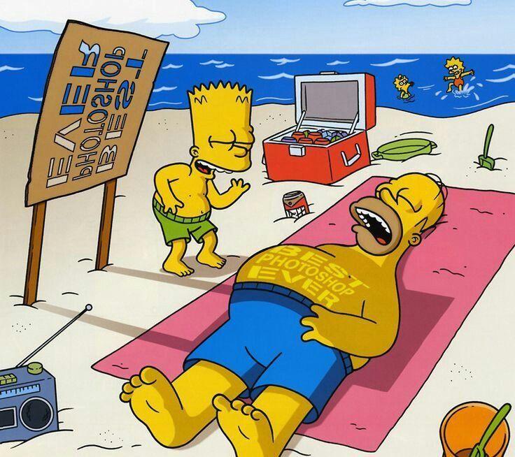 Симпсоны гомер прикольные картинки