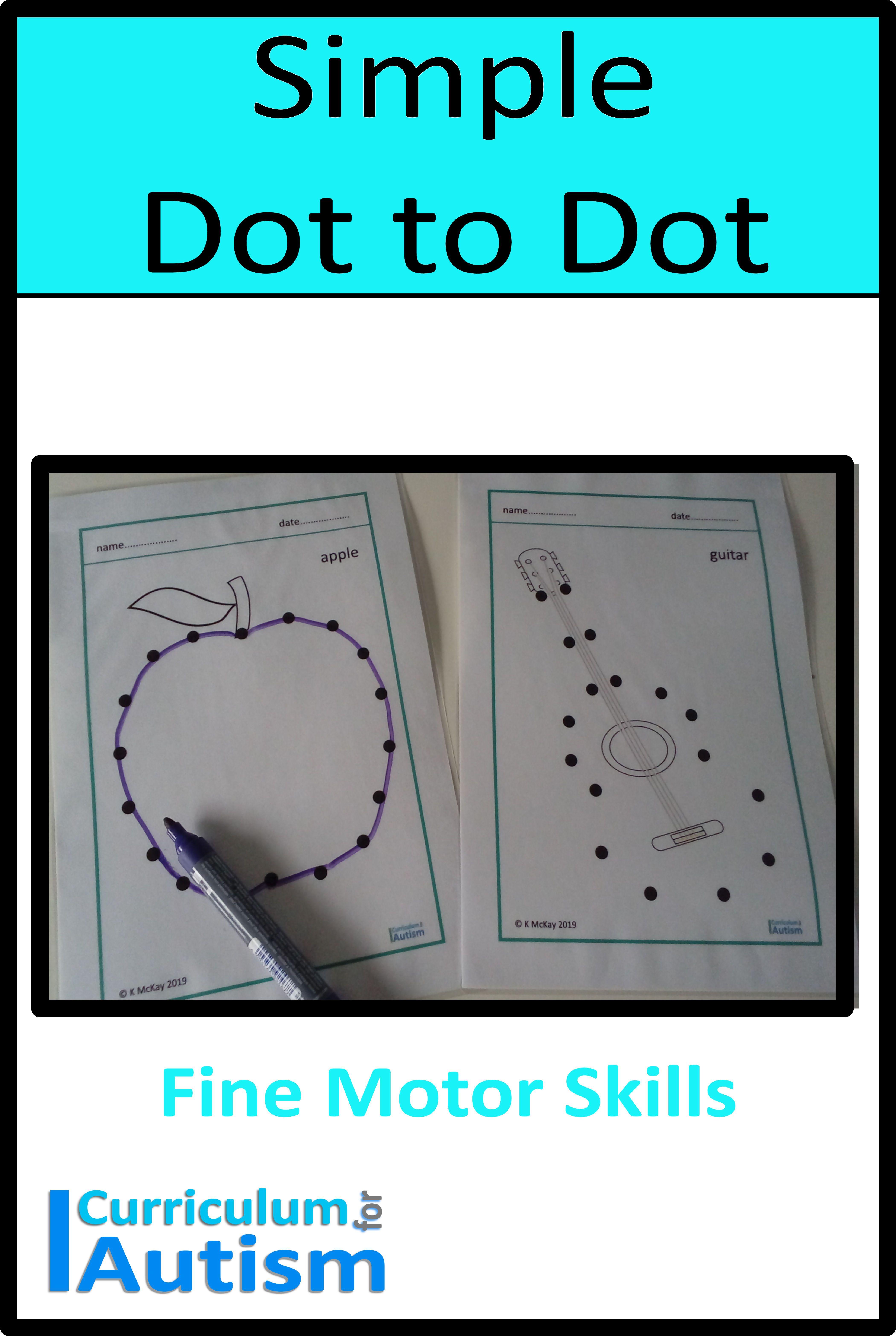 Beginner Dot To Dot