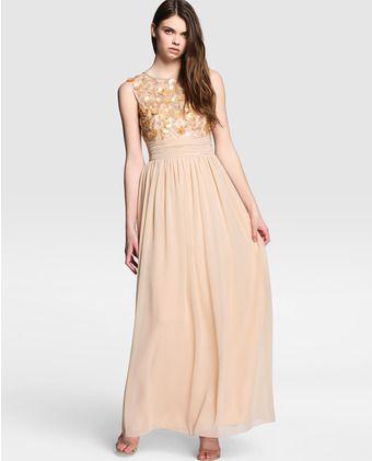 Colores de moda para vestidos largos de fiesta