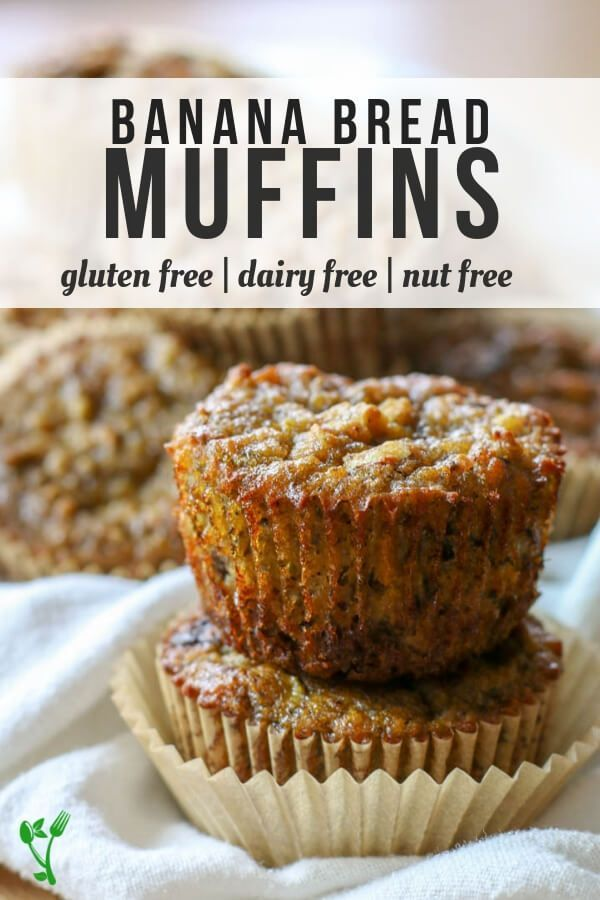 Coconut Flour Banana Bread Muffins images