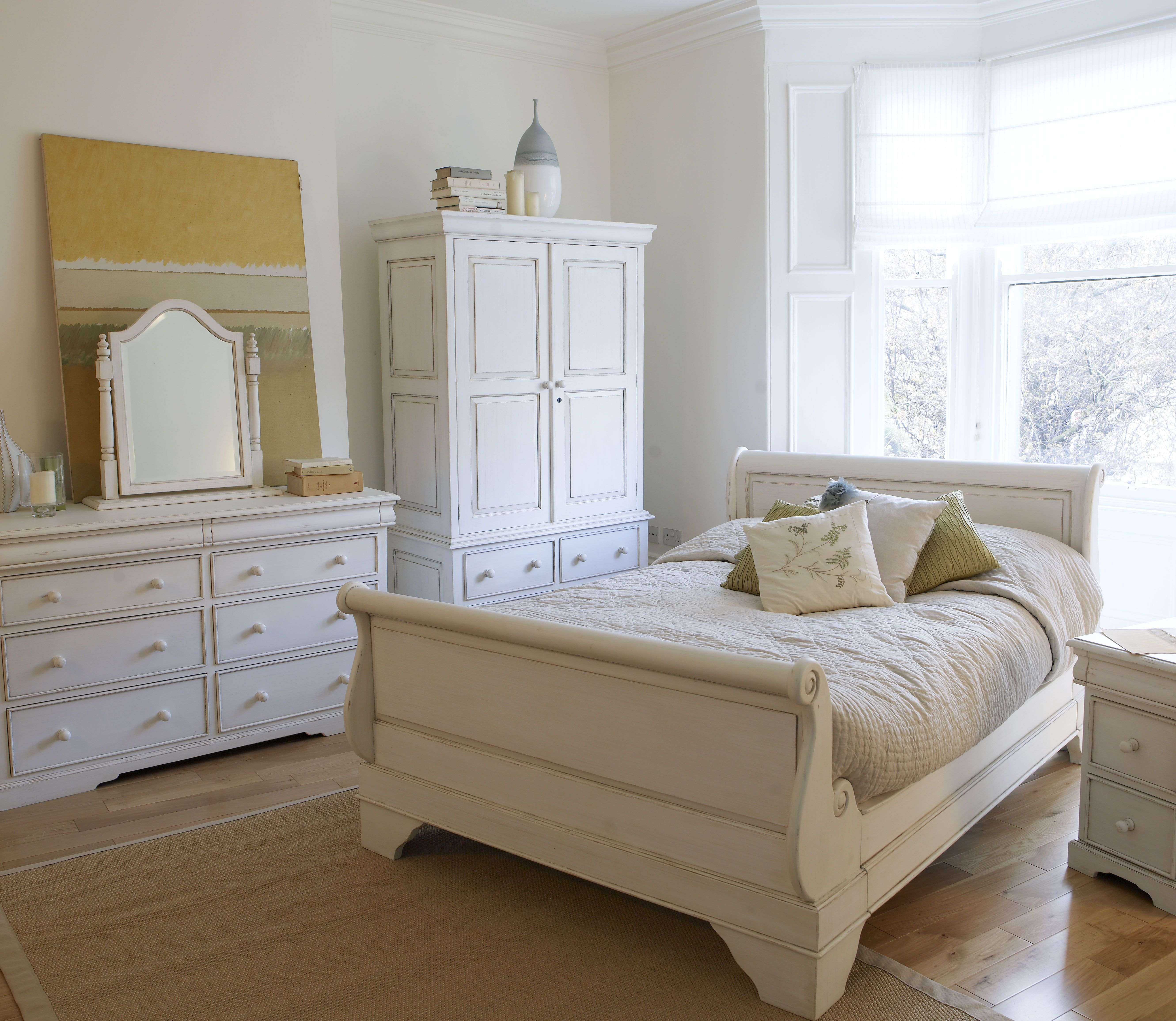 Claudette Bedframe Barker Stonehouse With Images Bed Frame