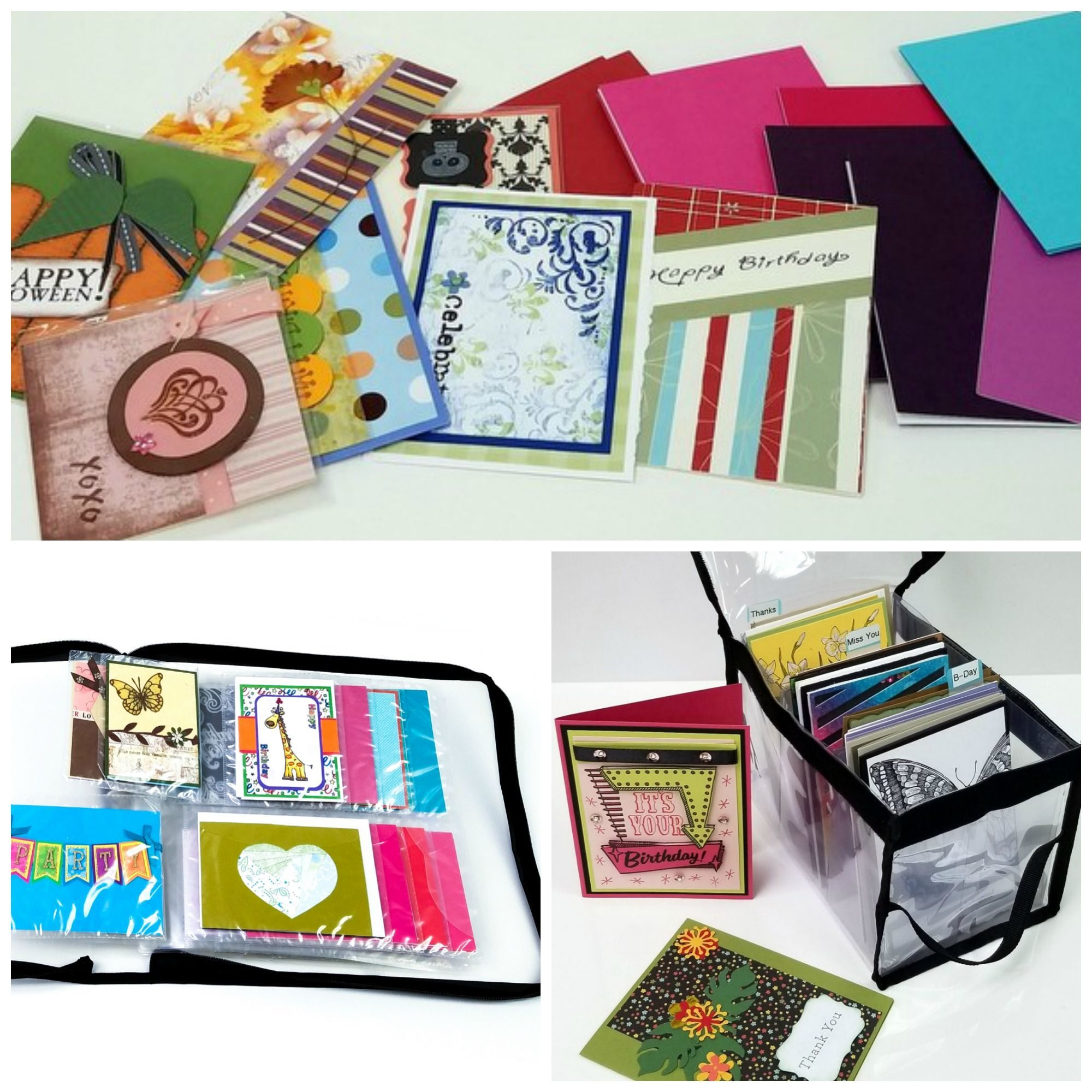 Card Storage Handmade Card Supplies Cards Handmade Card Supplies