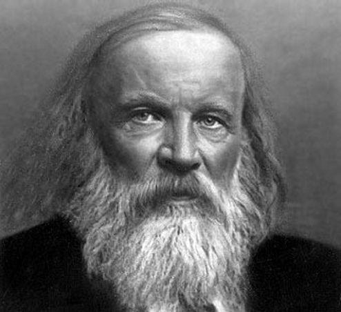 Dmitri Mendeleev Lothar Meyer Periodic Table