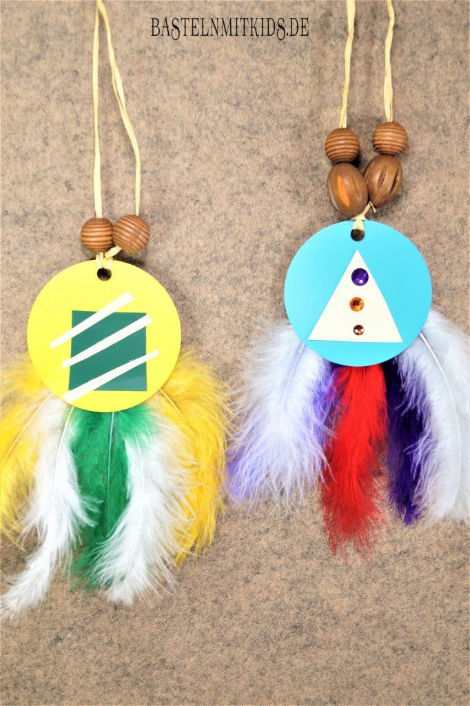 Photo of Make Indian costume yourself – handicrafts with kids