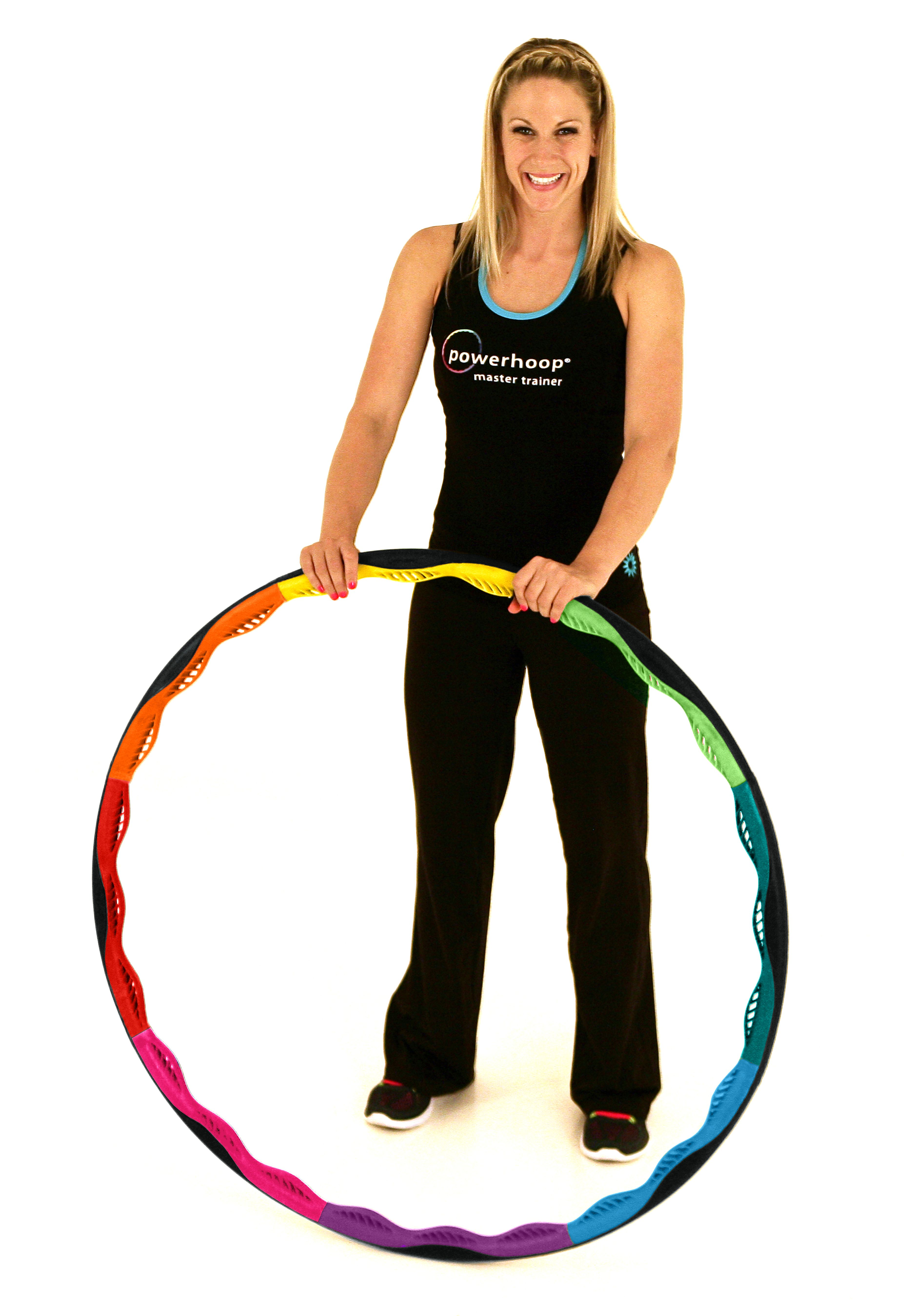 deluxe advanced core fitnesstool fit hoop hula powerhoop