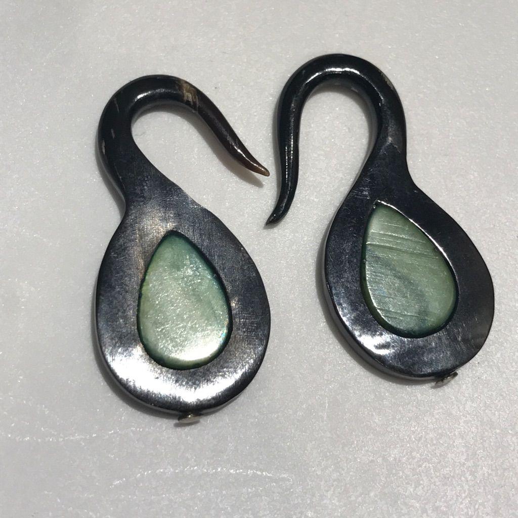 8 Gauge Earrings