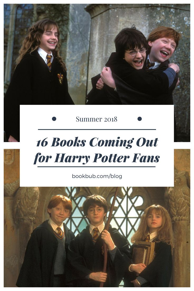 16 books to read this summer if you love harry potter