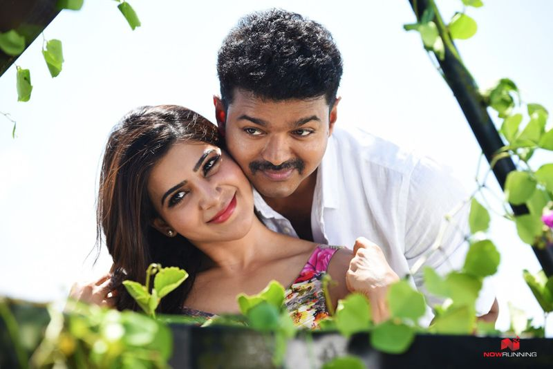 Vijay & Samantha in Theri