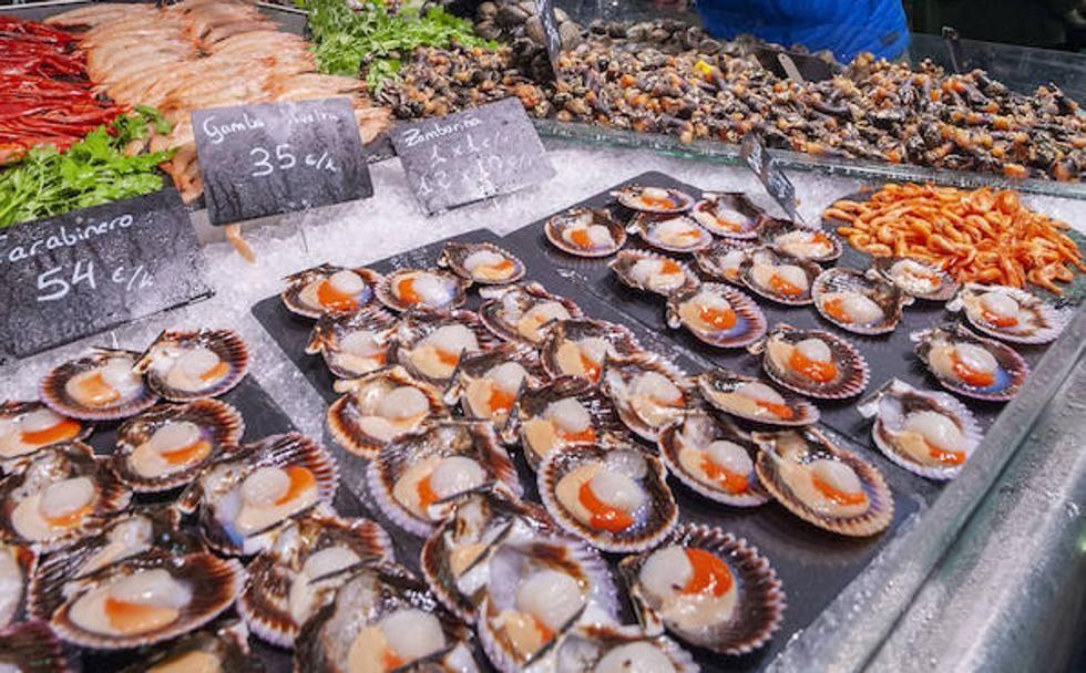 Dónde Comer Pescado Y Marisco Por Cantabria Pescados Y Mariscos Mariscos Recetas De Comida En Español