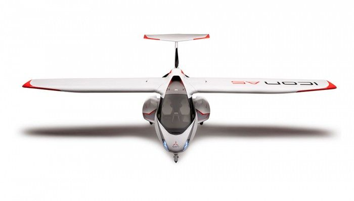 The Game Changing Icon A5 Light Sport Aircraft Is Ready For Delivery [VIDEO]