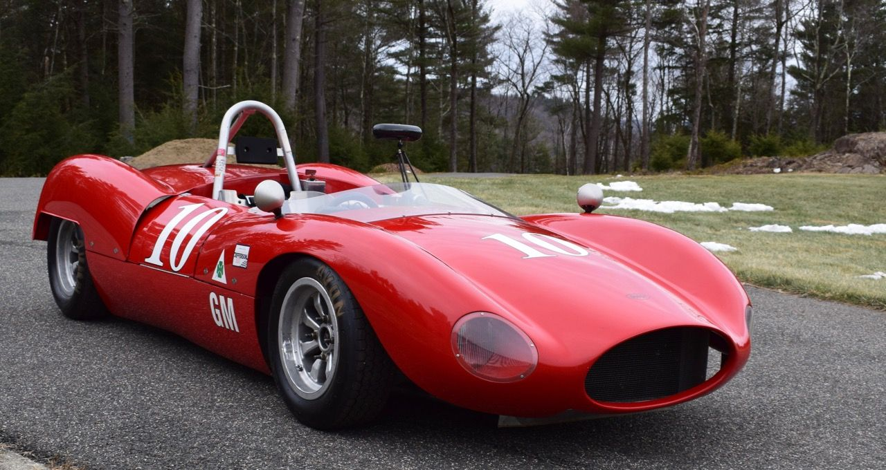 1963 Bobsy SR2 – Alfa Romeo Powered | Vintage Race Cars For Sale ...