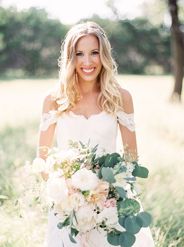 Texas Hill Country Wedding By Kristen Kilpatrick Southern Weddings Magazine And Augusta Jones