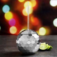 Disco Ball Party Decorations 70S Disco Ball Party Decor Sparkle Cup Tumbler Confetti Photo