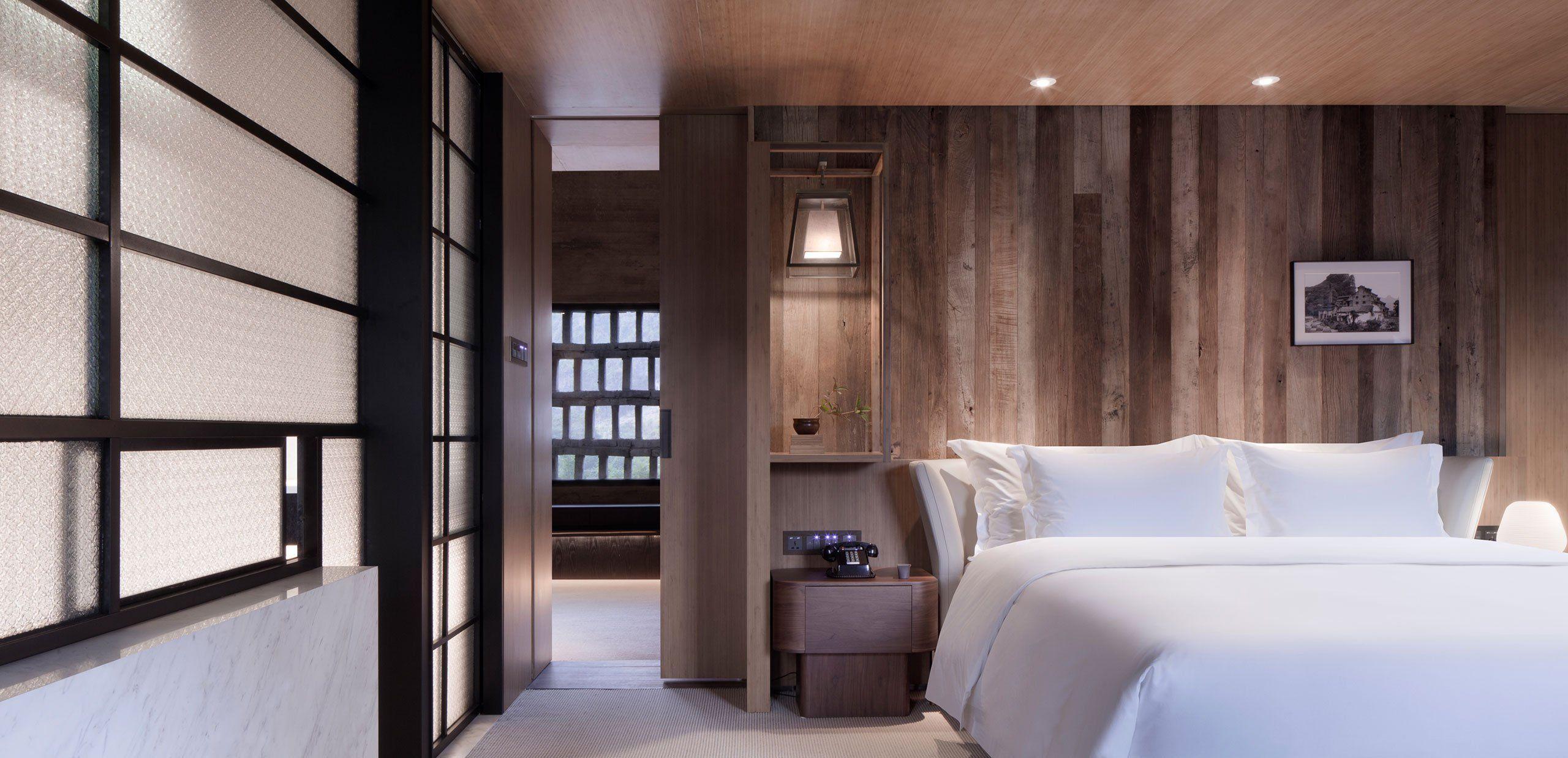 Alila Yangshuo A Retreat of Exquisite Craftsmanship Modern