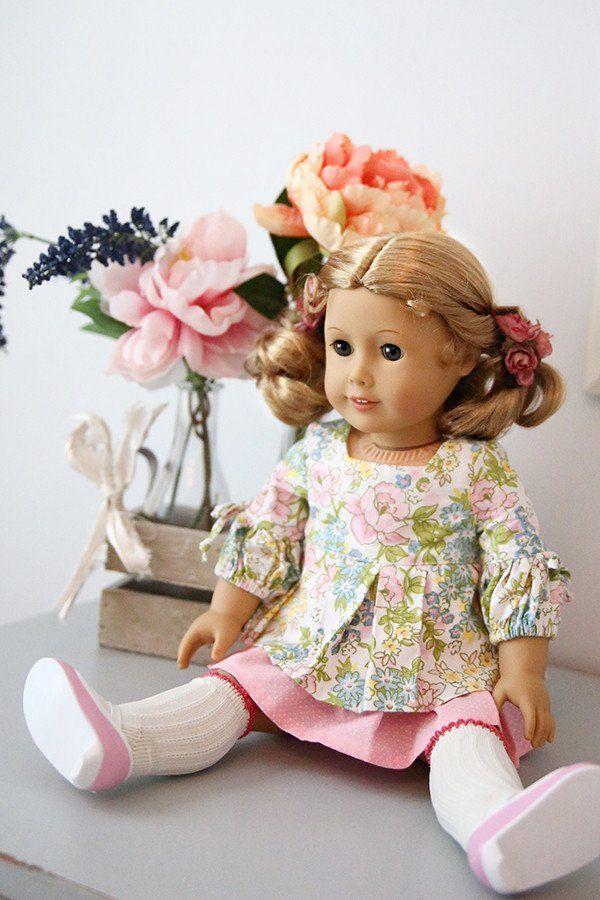 Nora Doll Dress - Violette Field Threads  - 13