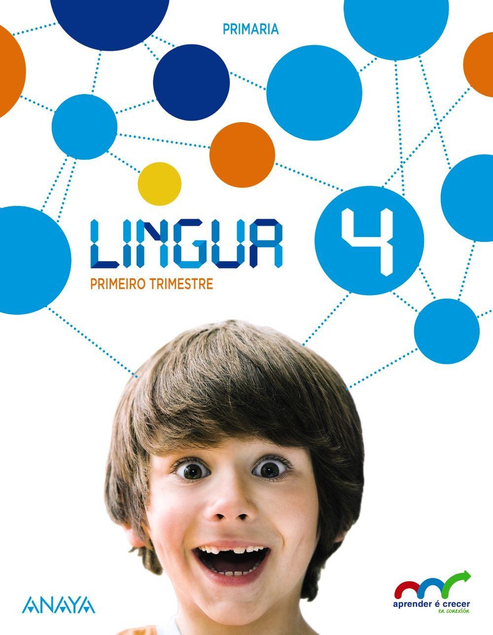 Lingua Galega 4 Cuarto de Primaria en Galego Primeiro Trimestre ...