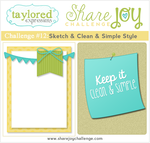 Share Joy Challenge 12