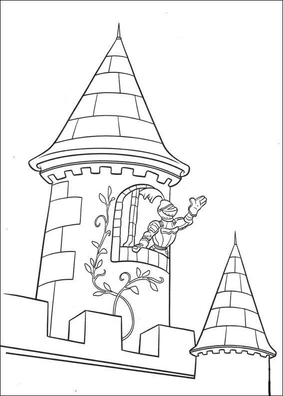Dibujos para Colorear Mini Einsteins 3 | Dibujos para colorear para ...