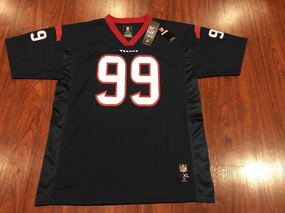 online store d9c21 42ea9 cheapest jj watt jersey youth large 9d040 6f7e8