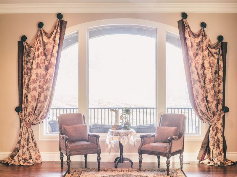 cool modern arched window treatments ideas - Window Treatments Ideas
