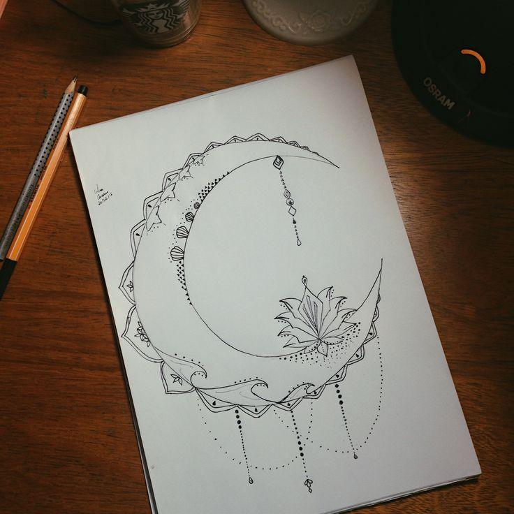 resultado de imagem para desenho lua tumblr drawing pinterest