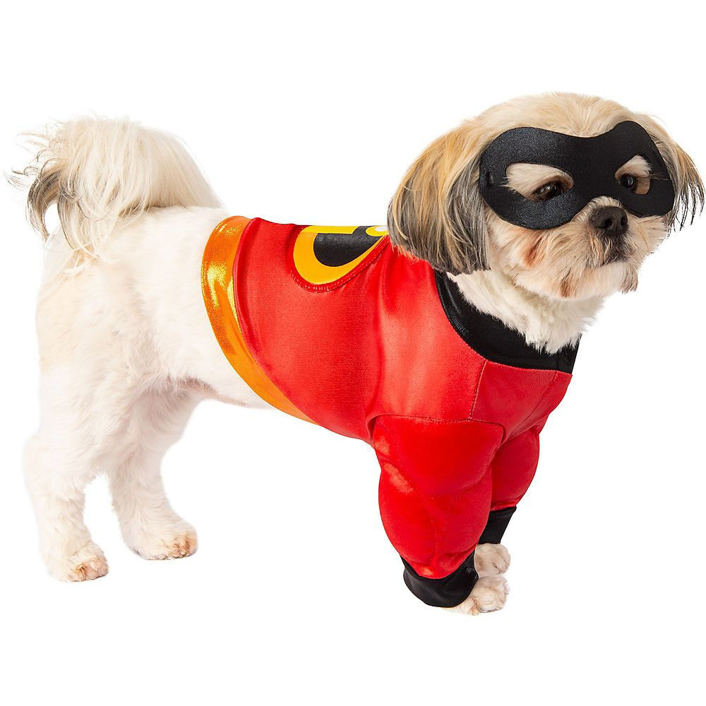 Incredibles Dog Costume Image 1 Pet Costumes For Dogs Pet