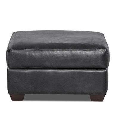Strange Wayfair Custom Upholstery Rachel Leather Ottoman Upholstery Squirreltailoven Fun Painted Chair Ideas Images Squirreltailovenorg