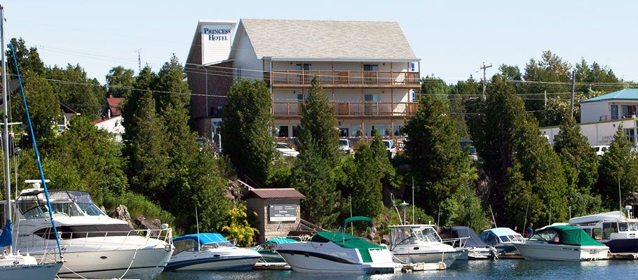 Conveniently Located In Downtown Tobermory Ontario