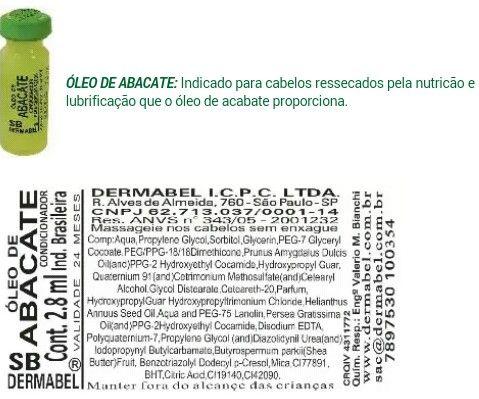 Oleo De Abacate Loja De Produtos De Beleza Cabelos Ressecados