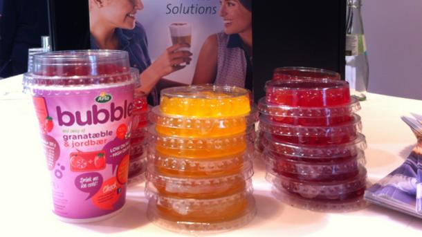 Arla's Danish 'bubble latte' launch sees Dohler look