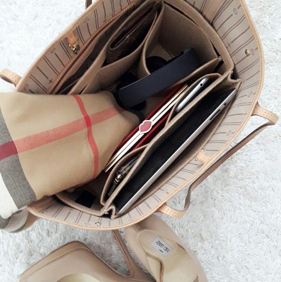b96caca7b5e2f MY LUXURY PURSE Bag Organizer   Bag Insert