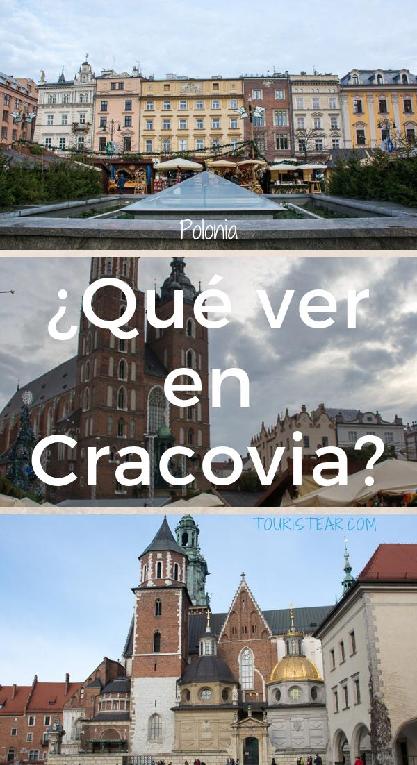 Qué Ver En Cracovia Que Visitas Son Imprescindibles En El Centro De La Ciudad Cuántos Días Necesito Para Conoce Cracovia Viajar A Polonia Ciudades De Europa