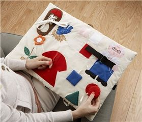 Alzheimer S Activity Pillow Sewing For The Elderly