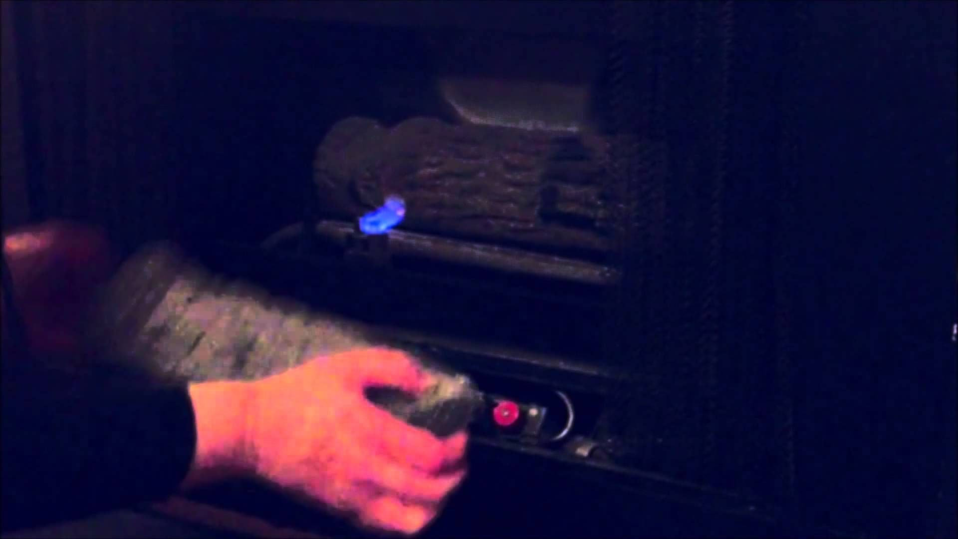 How To Light The Pilot Light Gas Fireplace Https Youtu Be