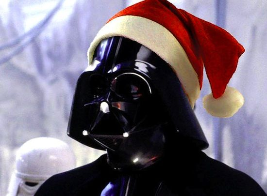 Star Wars meets Seuss in How the Sith Lord Stole Christmas mashup ...