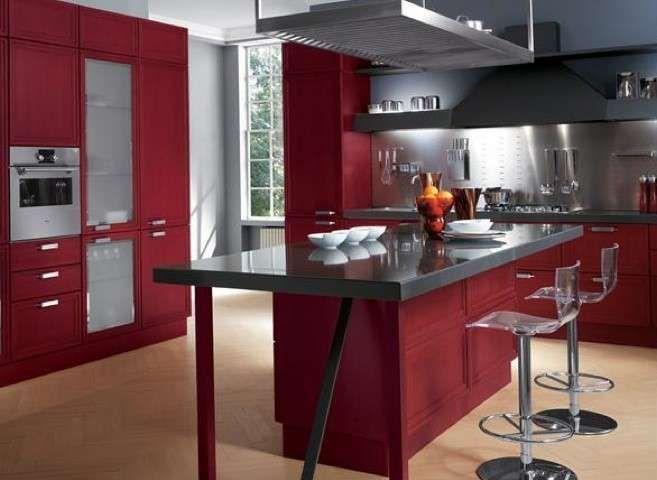Idee per le pareti della cucina - Beige e bianco in cucina | Pinterest
