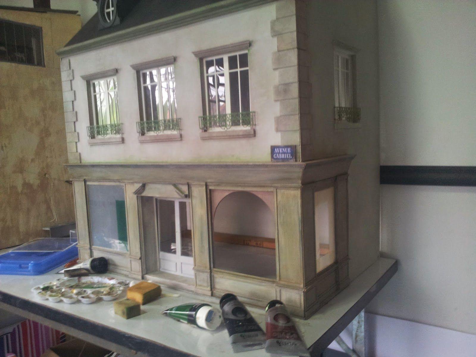 Деревянные кукольные дома своими руками фото 556