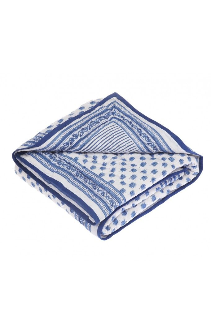 RRR Baby Blanket -- Would be good on top of our sisal rug