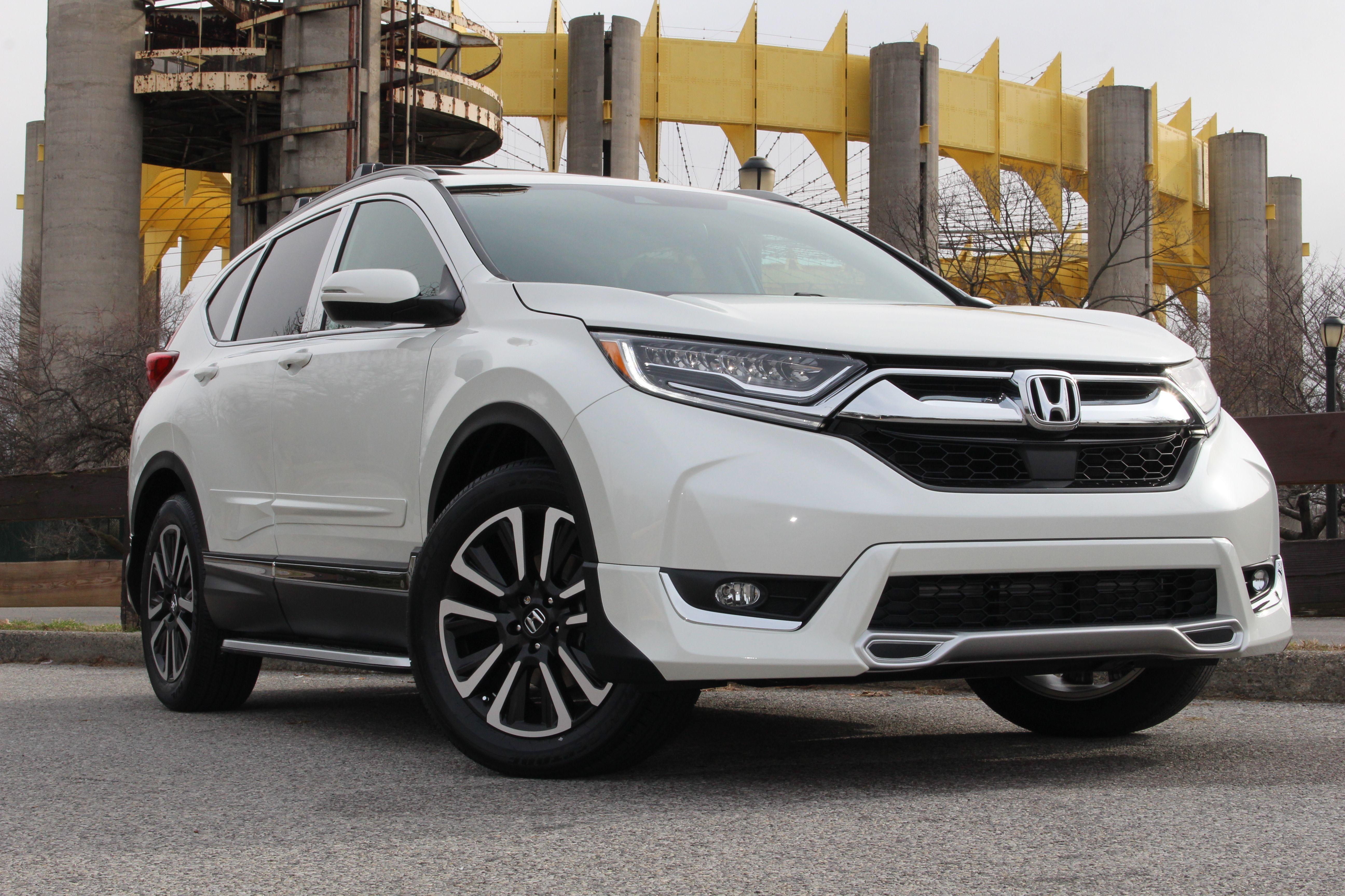 Allnew custom 2017 Honda CRV at Paragon Honda. Honda
