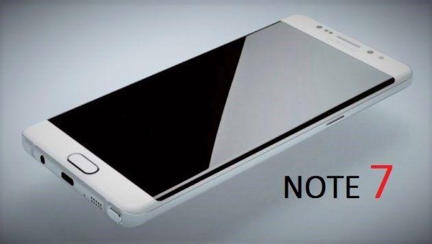Samsung Galaxy Note 7 e Note 7 Edge: presentazione già il 2 Agosto?