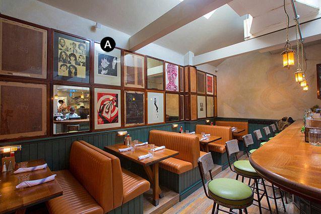 The Fish And Chip Shop Restaurant Bar Design Week Bar Design