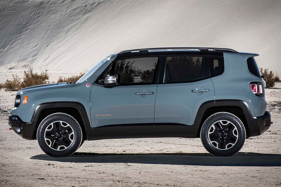 Jeep Renegade Jeep Renegade 2015 Jeep Renegade Jeep Renegade